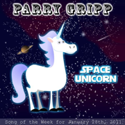 Space Unicorn - Parry Gripp - Parry Gripp