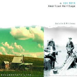 Manuel Galvin & Jean-Jacques Milteau - American Heritage