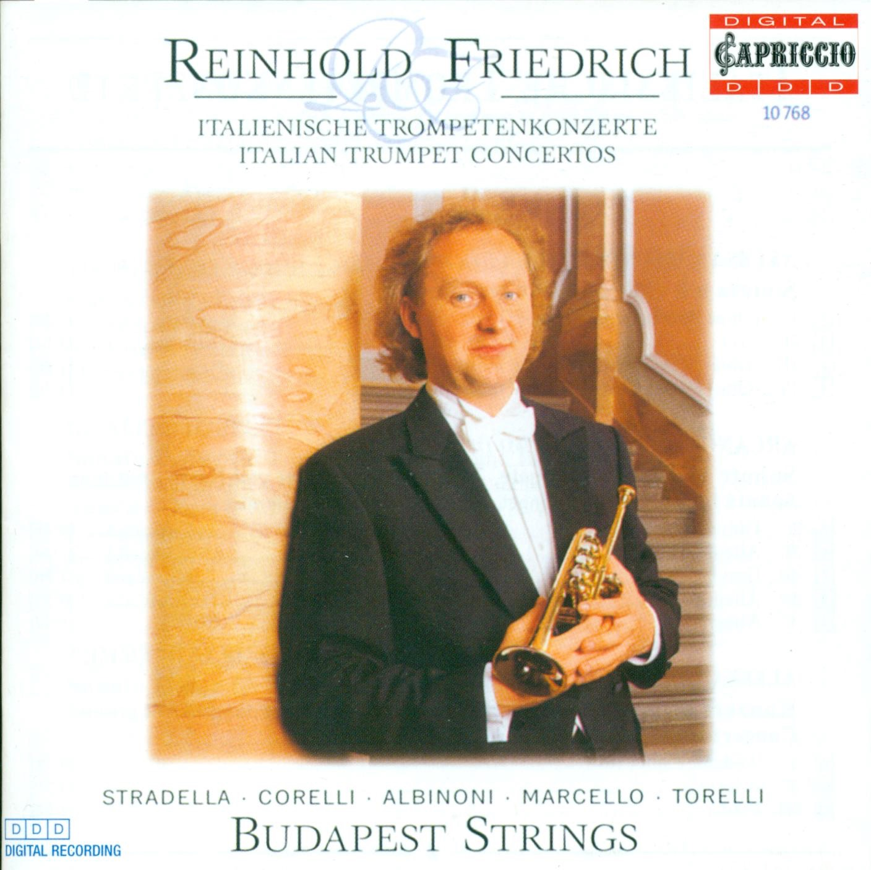 Trumpet Recital: Reinhold Friedrich
