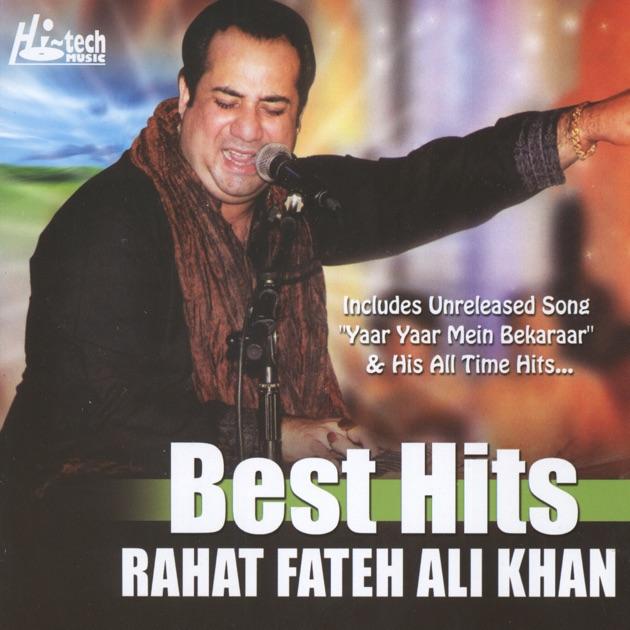 50 Greatest Hits Rahat Fateh Ali Khan by Rahat Fateh Ali Khan