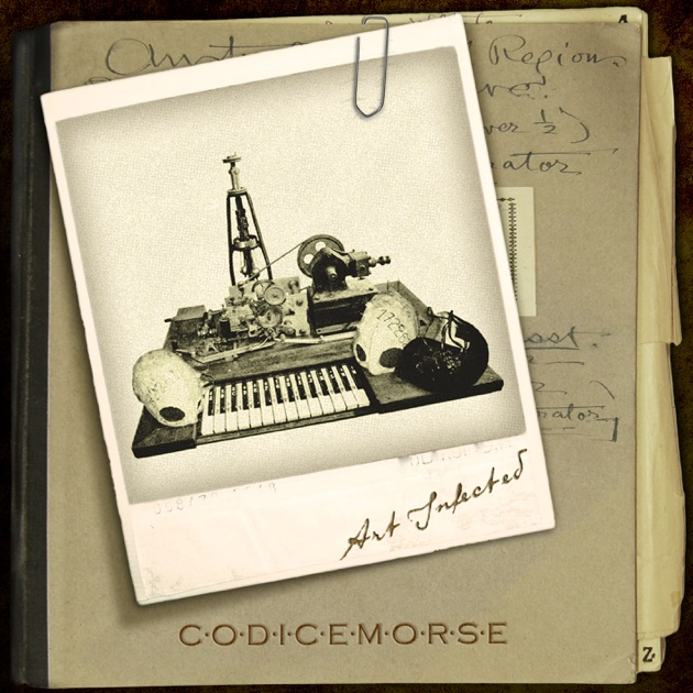 Art Infected – Codice Morse