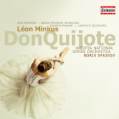 Don Quixote: Act IV: Amour