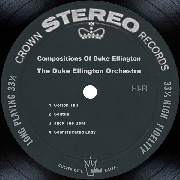 Compositions of Duke Ellington