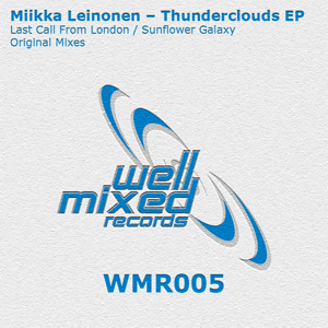 Miikka Leinonen - Thunderclouds - EP