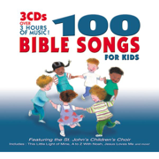 100 Bible Songs for Kids - The Countdown Kids - The Countdown Kids