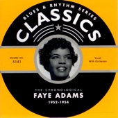 Faye Adams - Anything for a Friend (1954)