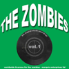 The Zombies - The Original Studio Recordings, Vol. 1  artwork