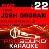 [Download] The Prayer (Karaoke Instrumental Track) [In the Style of Josh Groban] MP3