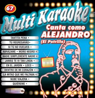 Canta Como Vicente (El No. 1) Vol. 13 by Multi Karaoke on ...