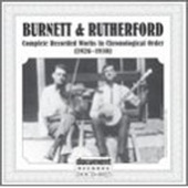 Burnett & Rutherford (1926-1930)