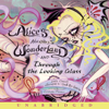 Lewis Carroll - Alice's Adventures in Wonderland and Through the Looking Glass (Unabridged) artwork