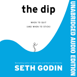 The Dip  (Unabridged) audiobook