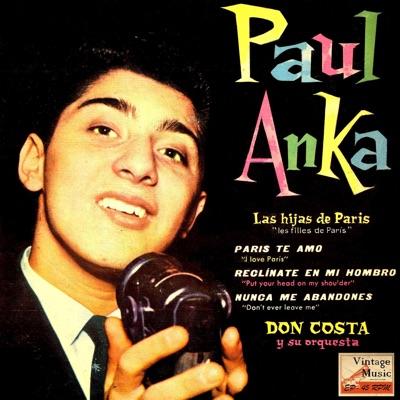 Vintage Pop No. 102 - EP - Paul Anka