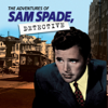 The Adventures of Sam Spade - The Bouncing Betty Caper  artwork