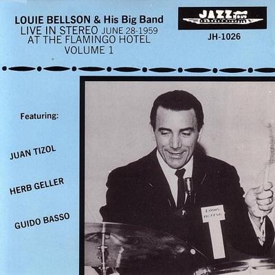 June 28-1959 At the Flamingo Hotel, Vol. 1 - Louie Bellson