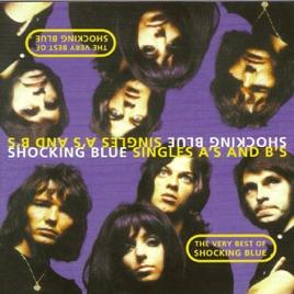 ショッキング ブルーの the very best of shocking blue singles a s