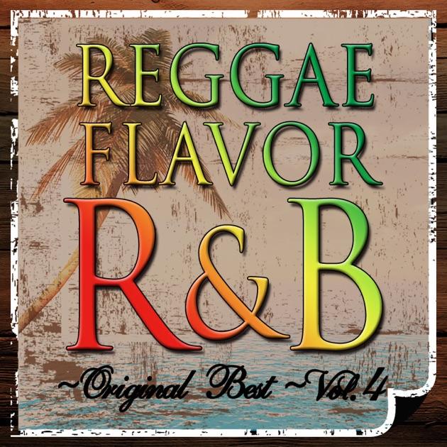 REGGAE FLAVOR R&B Original Best Vol 2 by Various Artists