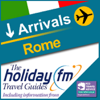 Holiday FM - Rome: Holiday FM Travel Guide (Unabridged) artwork