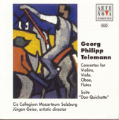 Telemann: Suite Don Quichote, Various Concertos
