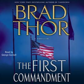 The First Commandment (Unabridged) audiobook