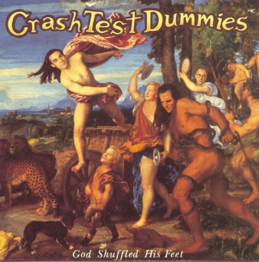 Art for Here I Stand Before Me by Crash Test Dummies