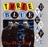 Three Blue Teardrops - Cadillac Jack