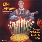 Ella Jenkins - Miss Mary Mack
