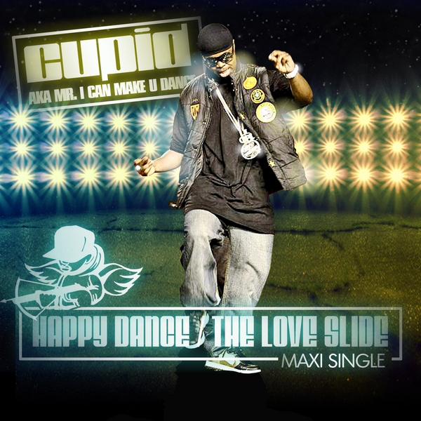 The Love Slide - Single by Cupid