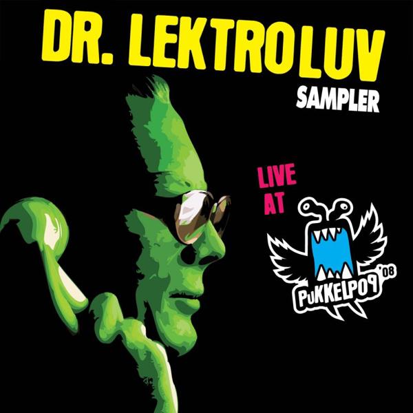 dr. lektroluv live at pukkelpop 2008 cd