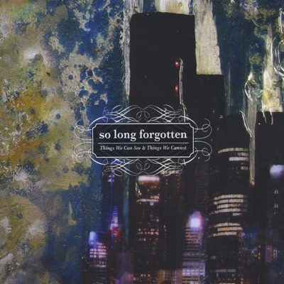 Things We Can See and Things We Cannot - So Long Forgotten