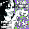 Zombina & The Skeletones - Counting On Your Suicide artwork