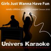 [Download] Girls Just Wanna Have Fun (Version 2010) [Rendu célèbre par Cindy Lauper] {Version karaoké choeurs} MP3