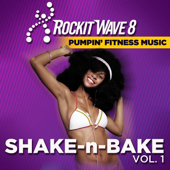Funky Workout Mix: Shake-n-Bake; Disco House Beats for Cardio, Elliptical, Jog, Treadmill, Power Walk, Kickboxing; 126 – 134 BPM