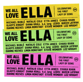 We All Love Ella - Celebrating the First Lady of Song