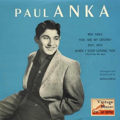 Vintage Pop No.23 - EP - Paul Anka