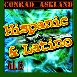 Hispanic and Latino Rap Instrumentals by Conrad Askland