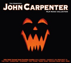 The Essential John Carpenter Film Music Collection