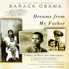 Dreams from My Father: A Story of Race and Inheritance audiobook