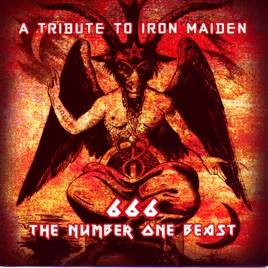 a tribute to iron maiden 666 the number one beast by various