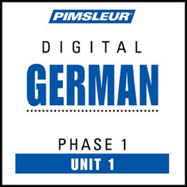 German Phase 1, Unit 01: Learn to Speak and Understand German with Pimsleur Language Programs audiobook