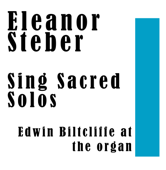 Eleanor Steber Sing Sacred Solos