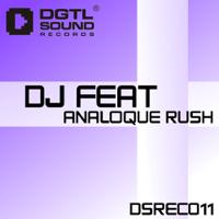 DJ Feat - Analoque Rush - Single artwork