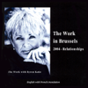 Byron Katie Mitchell - The Work In Brussels: 2004 - Relationships (Unabridged  Nonfiction) artwork