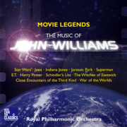 Movie Legends: The Music of John Williams - Royal Philharmonic Orchestra - Royal Philharmonic Orchestra