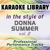 The Power of One (Karaoke Version No Backing Vocal) [In the Style of Donna Summer]