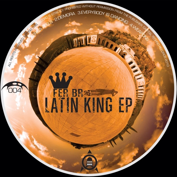 Latin King Ep By Fer Br On Apple Music