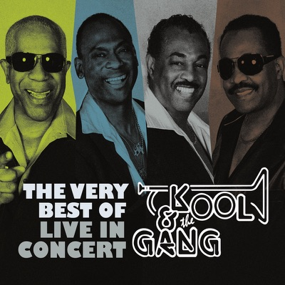 The Very Best Of - Live In Concert - Kool & The Gang