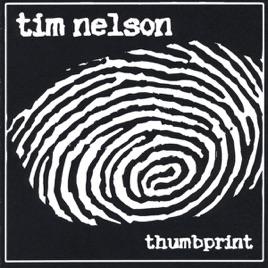 tim nelsonの thumbprint をapple musicで