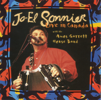 Jo-El Sonnier - Live In Canada artwork