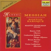 Martin Pearlman & Boston Baroque - Messiah: Lift up your heads - Chorus